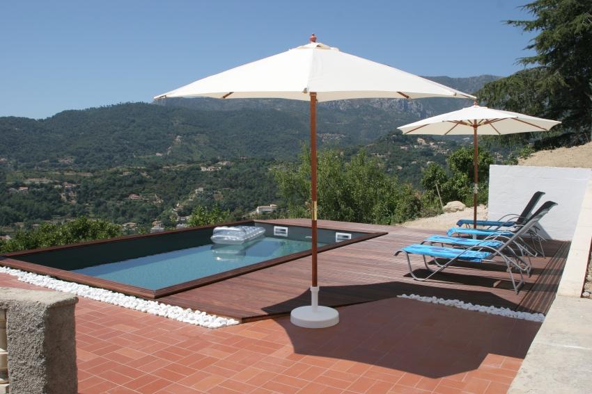 Tanti motivi per scegliere una piscina fuoriterra in legno for Piscine 3x3