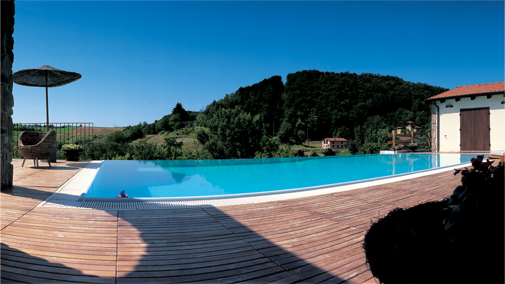 Quali piante coltivare attorno alla tua piscina scp for Interrare piscina