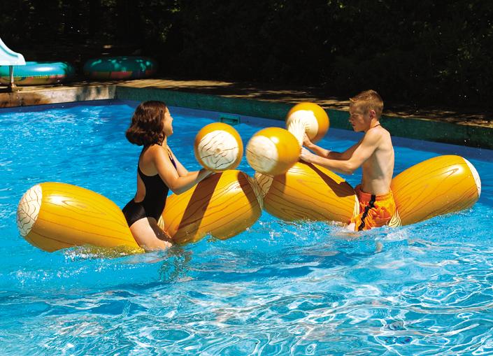 Eccezionale 5 giochi per bambini in una piscina interna » RetePiscine RD74