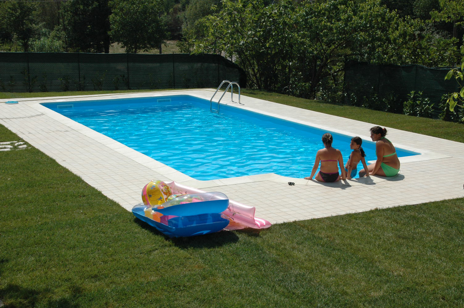 Hai una piscina a prova di bambino retepiscine - Blog piscine interrate ...