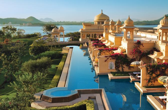 piscina india