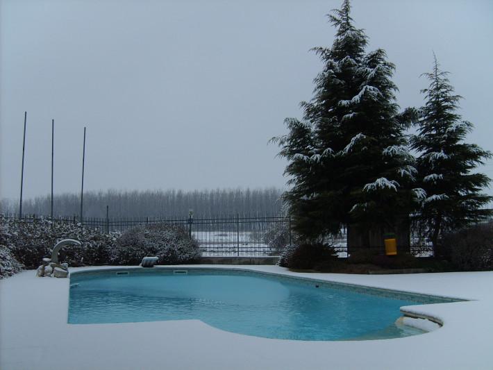 piscina inverno