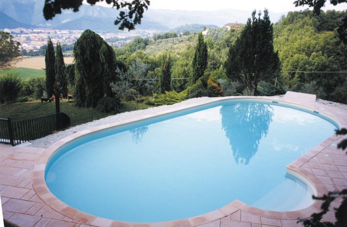 Elettrolisi del sale per la disinfezione delle piscine interrate retepiscine - Piscina a sale ...