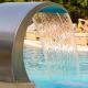 fontana piscina