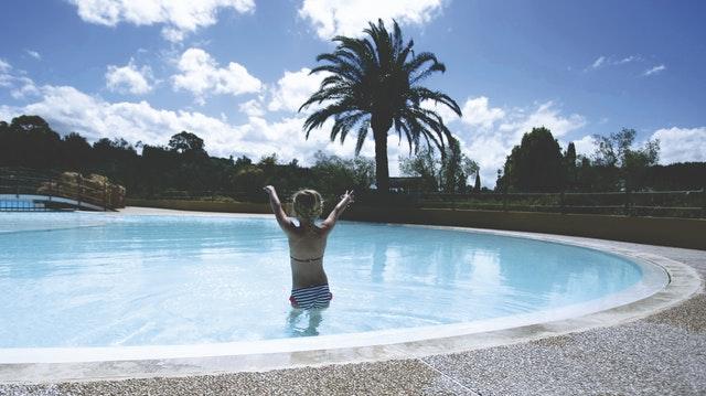 scelta della piscina