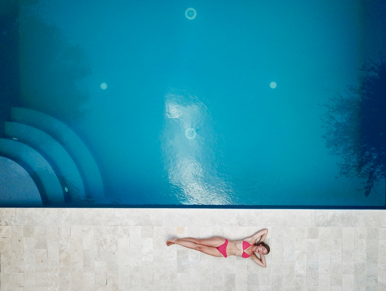 cura piscina