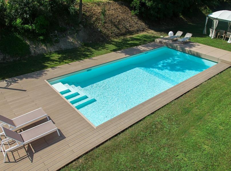 Piscine interrate brescia - Costruzione piscine brescia ...